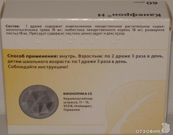 Канефрон инструкция по применению отзывы беременных 65