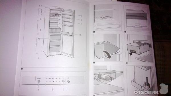 Холодильник Восн Инструкция - фото 2