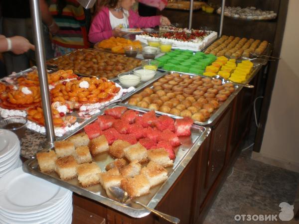 еда в турции все включено фото