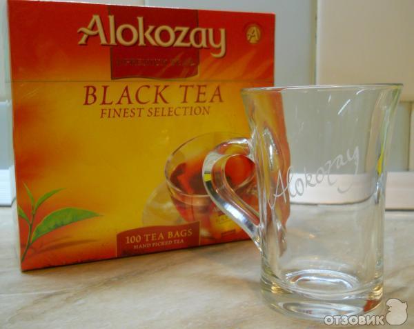 Чай с чашкой в подарок 835