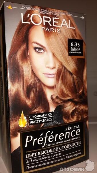 Краска для волос светлый янтарь
