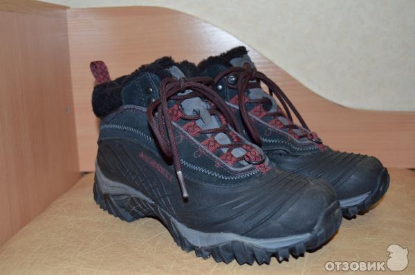 bae6213c246d Отзыв о Зимние ботинки MERRELL для активного отдыха   Отличная обувь ...