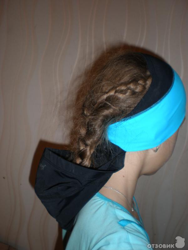 Шапочки для бассейна для длинных волос