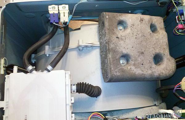 Замена заливного клапана в стиральной машине