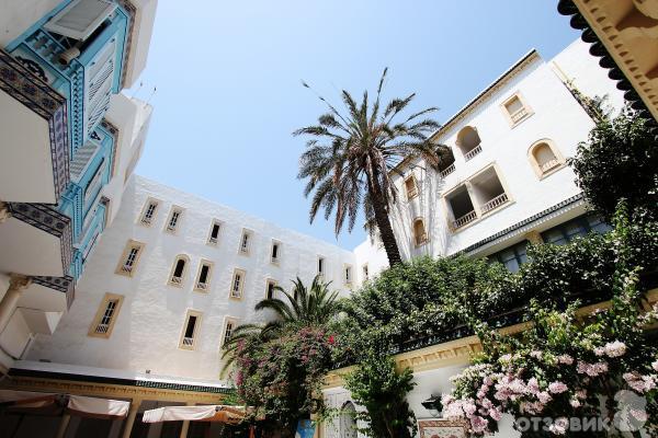 Тунис, Хаммамет!