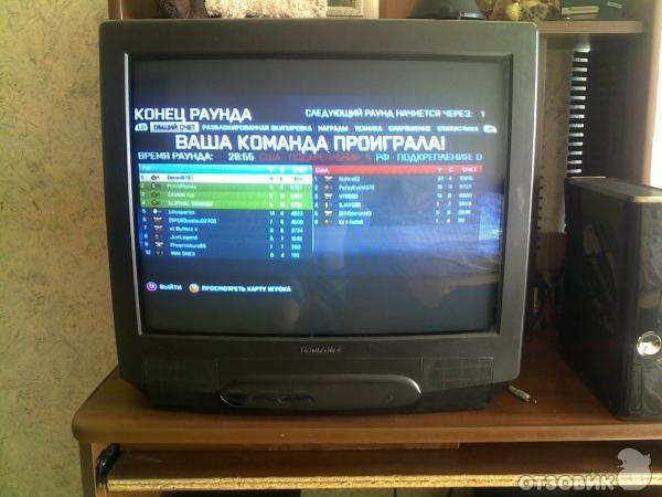 Сажает ли приставка телевизор 80