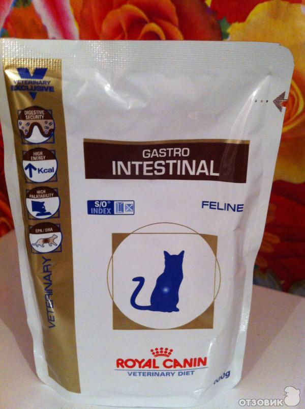 Корм royal canin recovery veterinary diets
