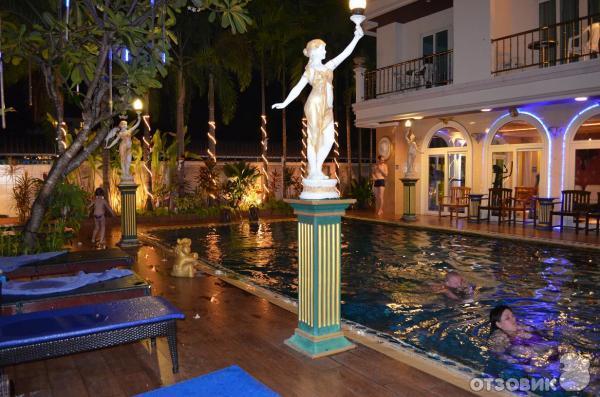 Rita resort residence 3 таиланд паттайя