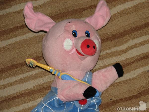Пятачок свиньи своими руками 20
