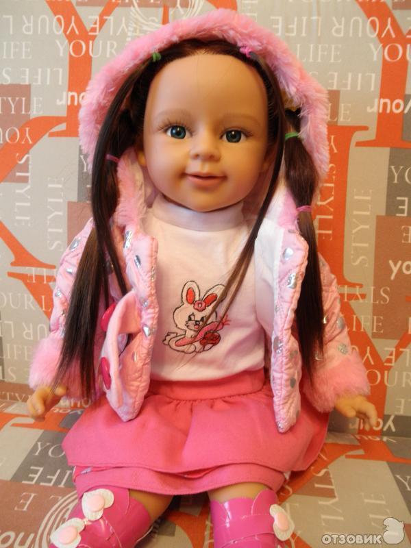 инструкция к кукле танюша