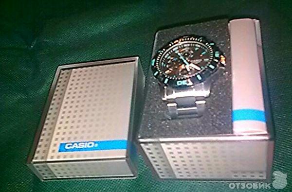 Отзыв о Наручные часы Casio MTD-1071D-1A1 | Хорошие противоударные