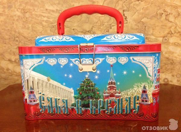 Что в подарках из кремля