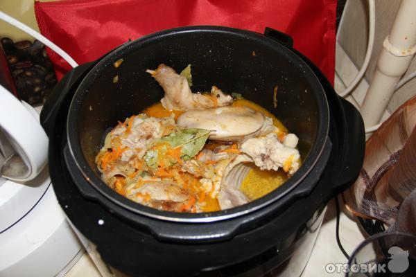 Плов из курицы в мультиварке редмонд 4504 рецепты с фото