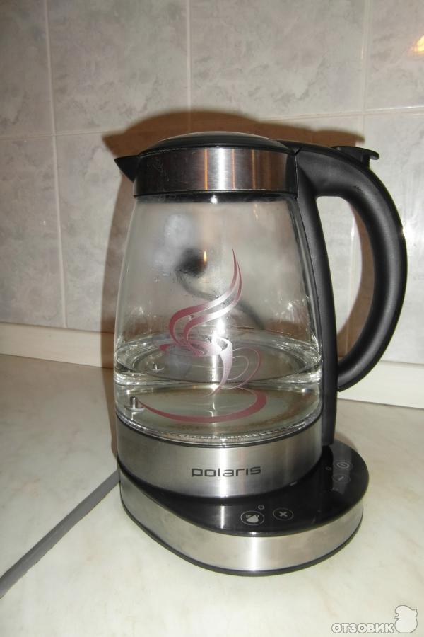 Чайник Polaris