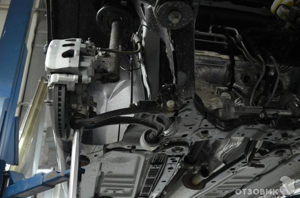 нового Ford Edge лишь чуть