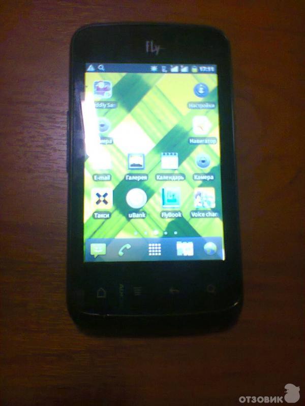 Телефон Флай Андроид 238