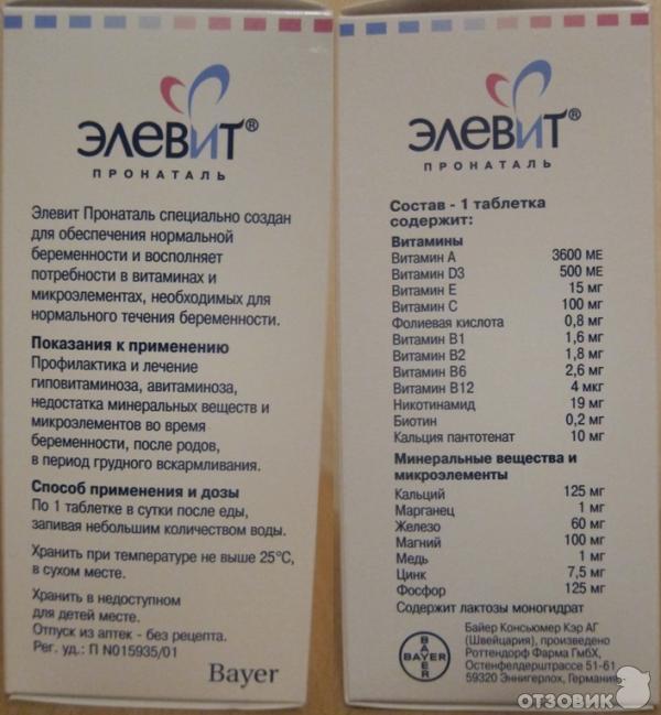 Витамины для беременных леовит 72