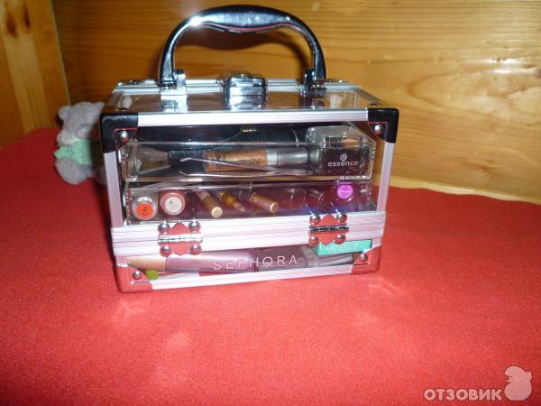 Сефора чемоданы для косметики рюкзаки burton минск