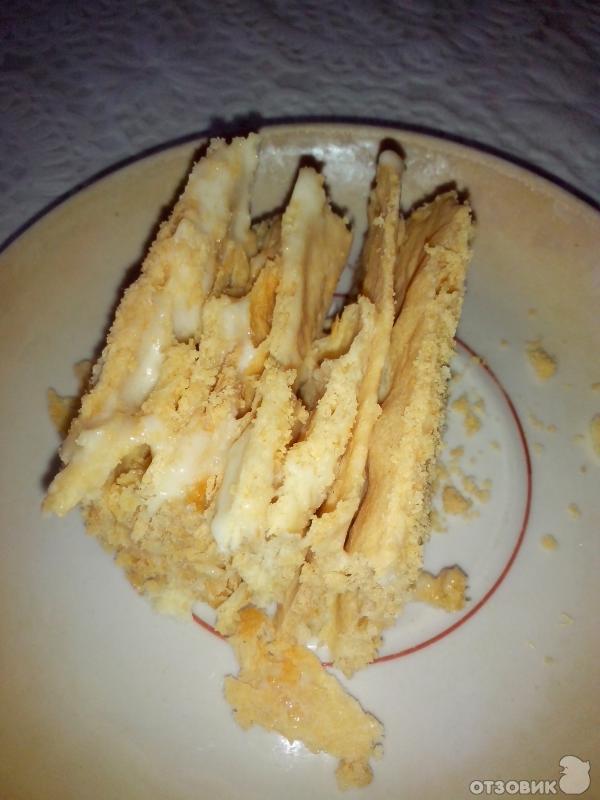 рецепт торт папируса