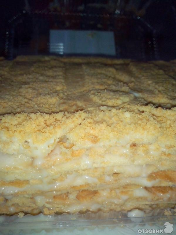 как приготовить торт попирус
