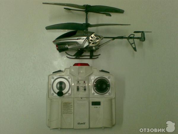 Радиоуправляемый вертолёт Silverlit