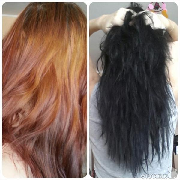 краска бесцветная хна для волос