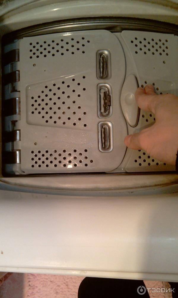 Electrolux ewt 825 ремонт своими руками