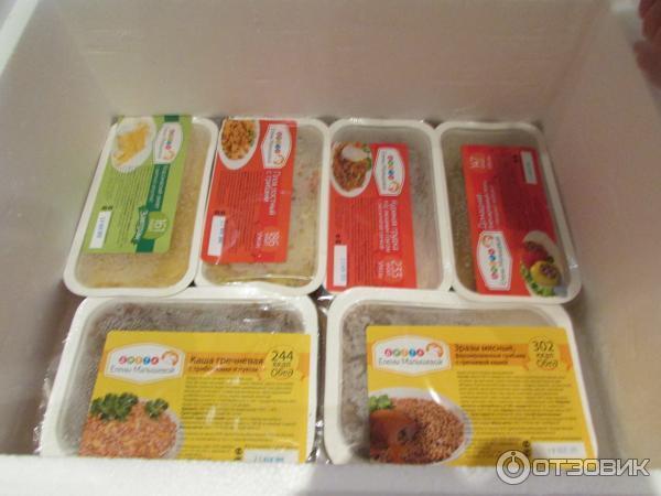 Рецепты диеты елены малышевой готовых блюд и пошаговое