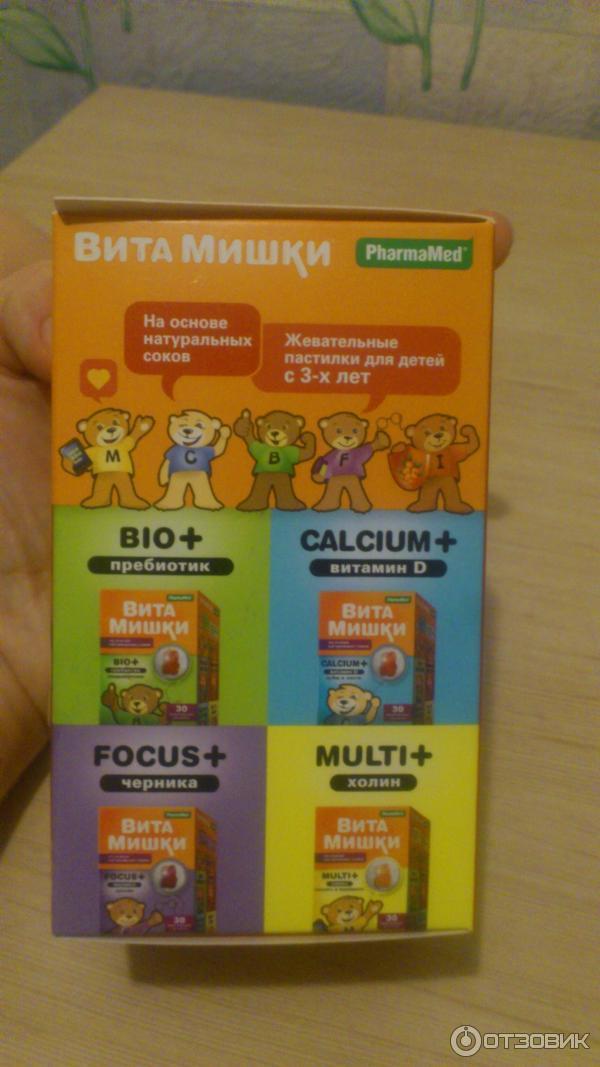 Как сделать витамишки своими руками 3