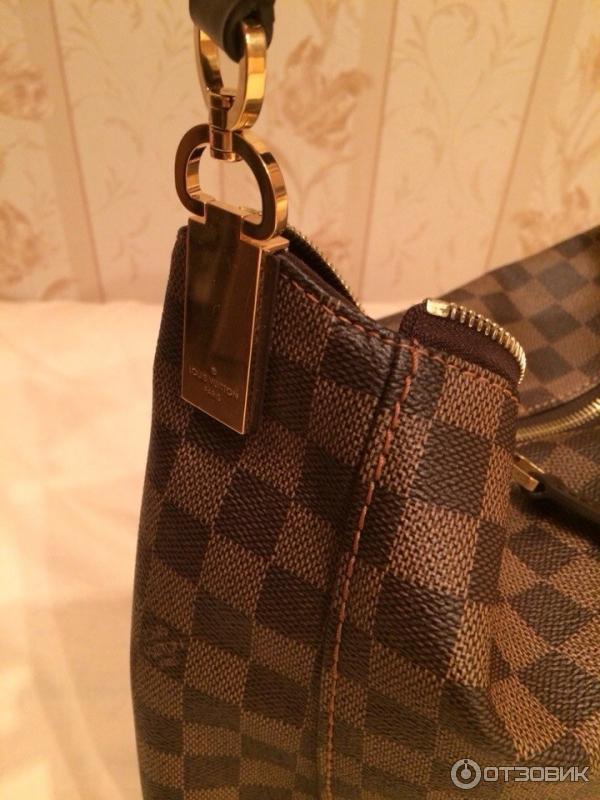 Как отличить настоящую сумку Louis Vuitton от
