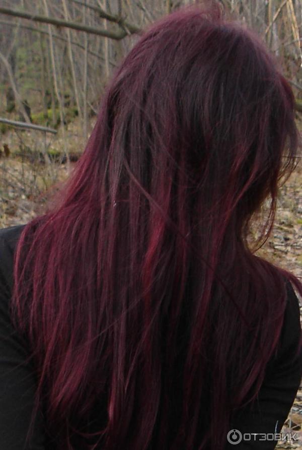 Тоника индейское лето на русые волосы