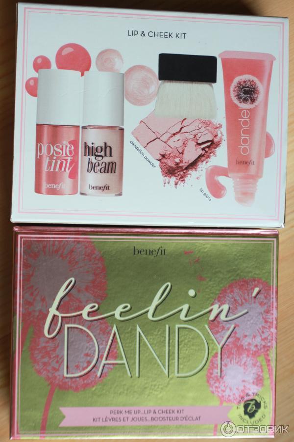 feelin dandy  Benefit Cosmetics