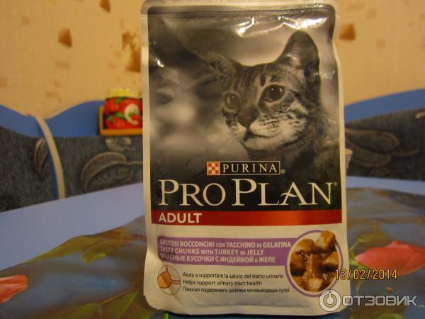 Проплан для стерилизованных кошек: ассортимент и состав корма