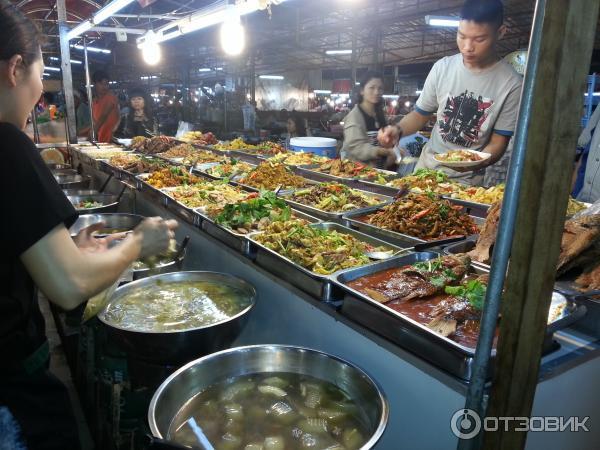 Что попробовать в тайланде из еды отзывы