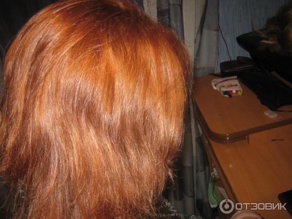 Страстный янтарь цвет волос фото