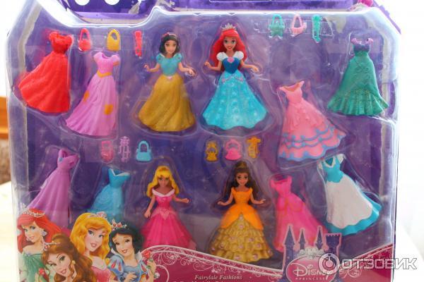 Купить  диснеевских принцесс