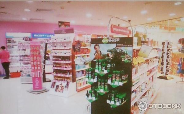Сеть магазинов в москве косметики