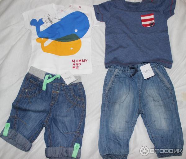 Детская Одежда Некст Фото