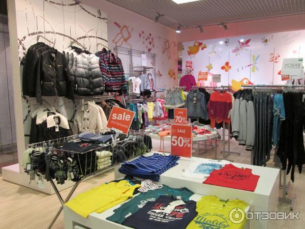 Сеть Магазинов Детской Одежды