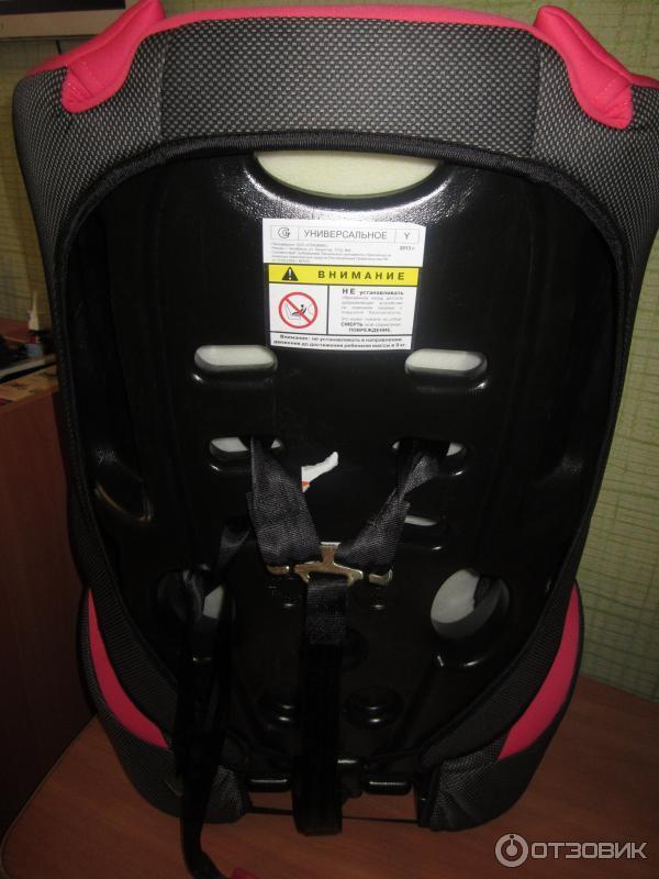 детское кресло мишутка инструкция видео