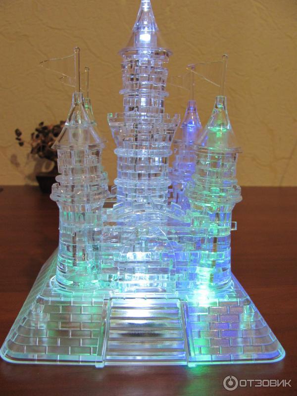 Crystal puzzle инструкция замок