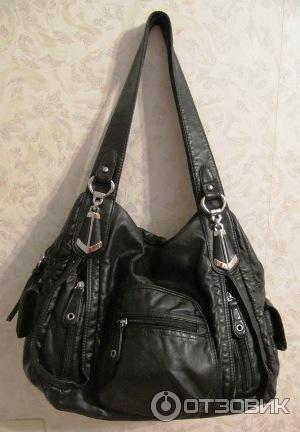 6cc9d22b8b0c Отзыв о Женская сумка Dolphin | Прекрасные сумки производства Dolphin
