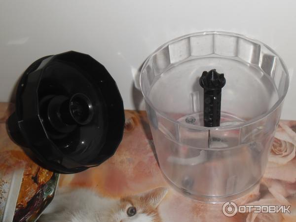 Как сделать чашку в блендере