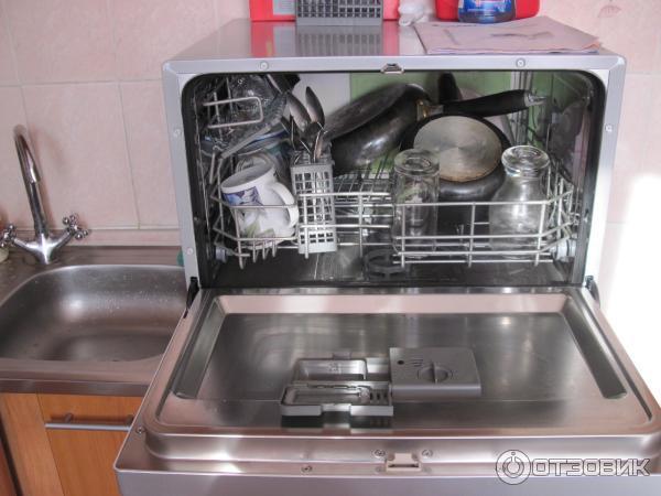 Посудомоечная Машина Candy Cdcf 6 07 Инструкция - фото 9