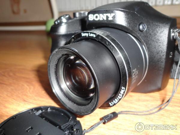 Фотоаппарат sony dsc h100 инструкция по применению