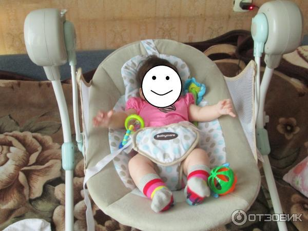 Электрокачели Baby Care Balancelle Инструкция - фото 7