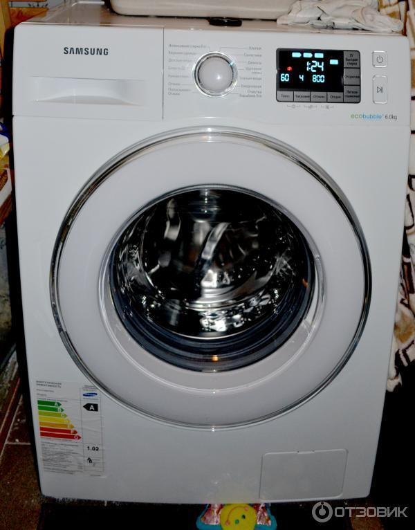 стиральная машинка самсунг инструкции