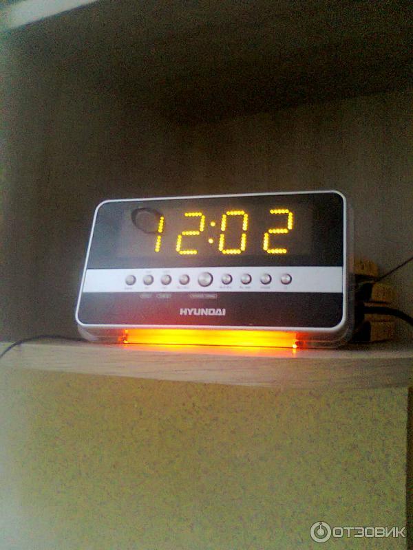 Радиочасы хендай ремонт своими руками 160