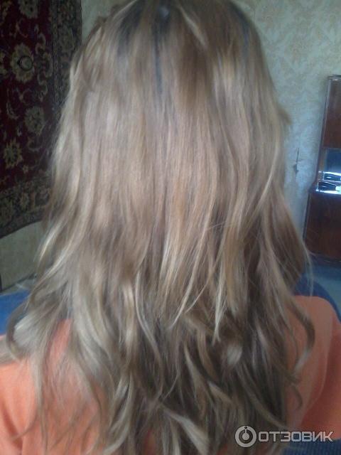 Краска для волос цвет ольха фото