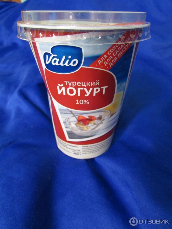 Йогурт для салатов